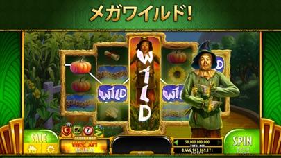 スロット マシン - パチスロ - Wizard of Ozのおすすめ画像5