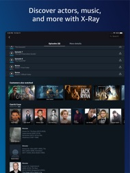 Amazon Prime Video ipad images