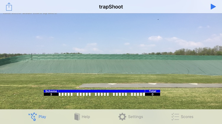 Trap Shoot