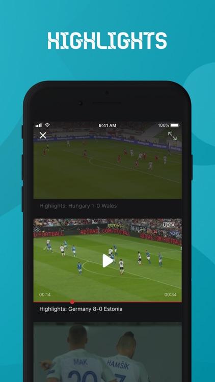 UEFA EURO 2020 Official screenshot-3
