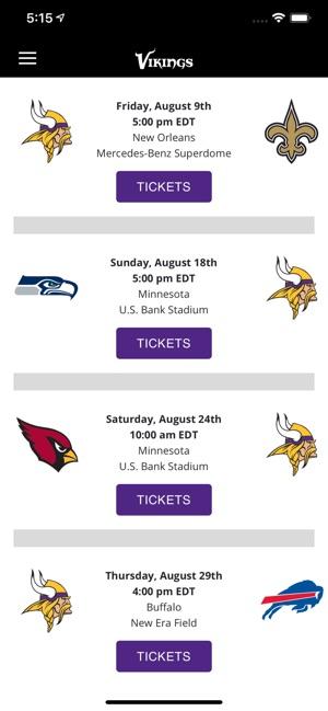Minnesota Vikings on the App Store