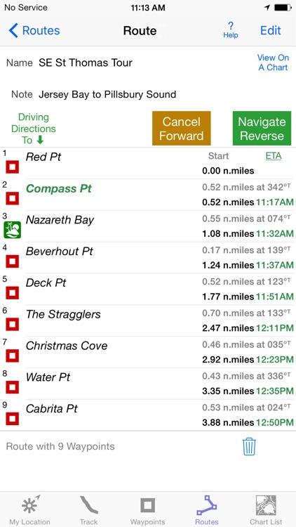 i Sail GPS : NOAA USA Charts screenshot-3