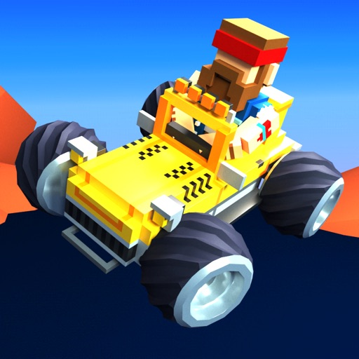Rockets Racing! -  Cars
