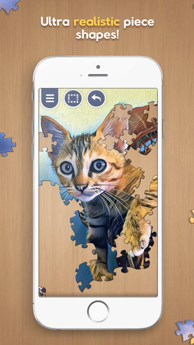 Just Jigsaws screenshot two