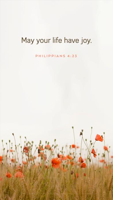 #Bible: Verse of the Day Screenshot
