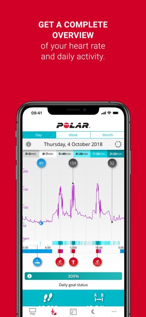 Polar Flow on the App Store
