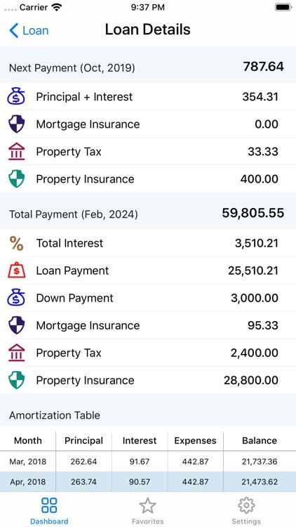 Home Calculator screenshot-3