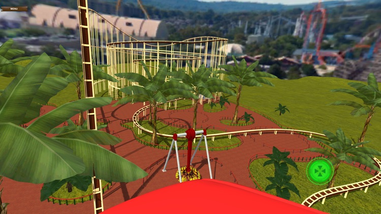 Roller Coaster VR Theme Park screenshot-7
