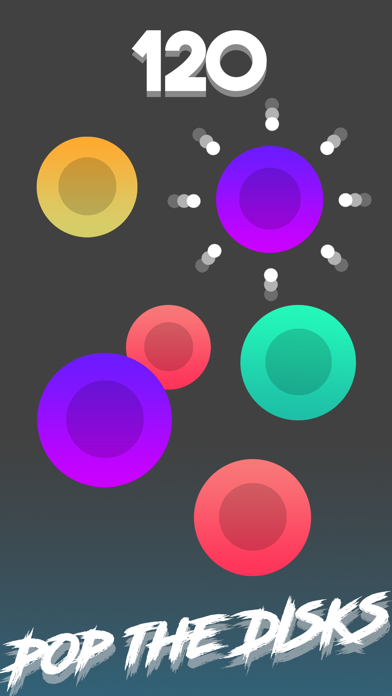Impossible Taps: Fast Tap Game Screenshot