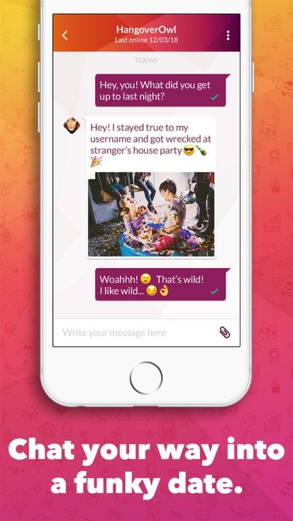 Koko-Dating, Flirt & Chat App screenshot-3