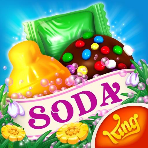 Download Candy Crush Soda Saga free for iPhone, iPod and iPad