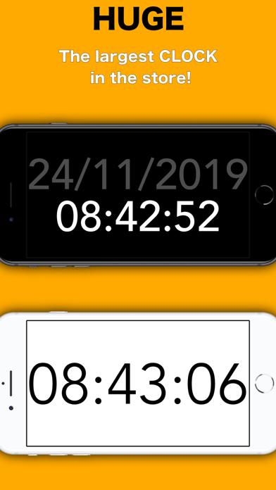 Simply Clock - Digital Screenshots