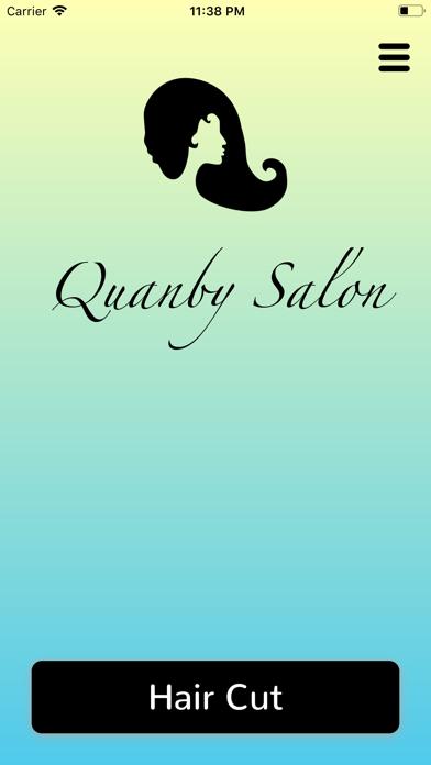 Quanby Salon screenshot 2