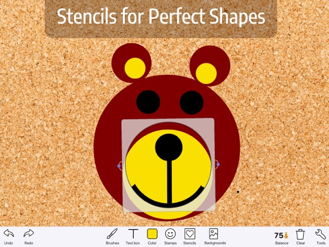 Doodle Buddy Draw for iPad on the App Store