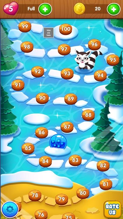 Bubble Shooter Deluxe Blaster screenshot-3