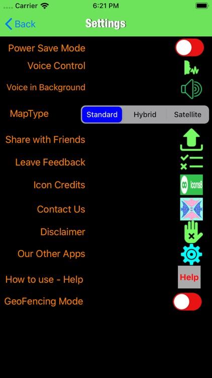 Trip Tracker GPS Professional screenshot-9