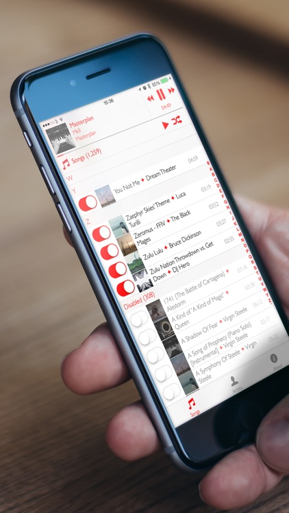 MyMusic - Control your music