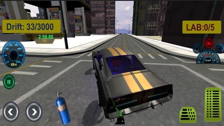 New Drift Real Desert Rally screenshot-3