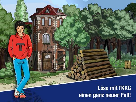 TKKG - Die Feuerprobe screenshot 10
