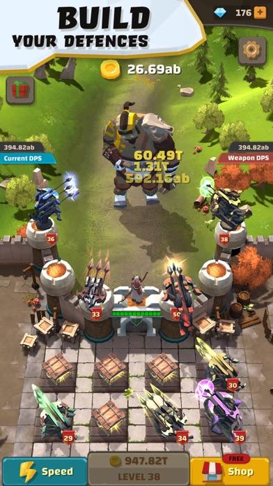 Idle Arrows - Merge Game screenshot 1