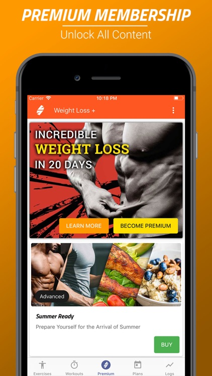 Spartan Weight Loss screenshot-5
