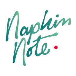 Napkin Note - email yourself