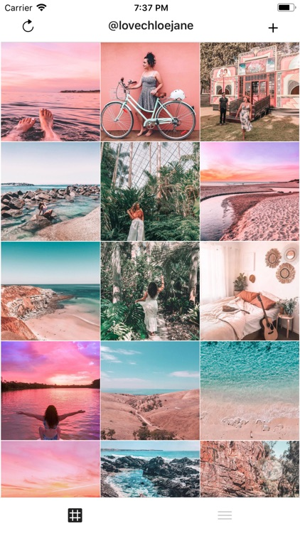 Feed Preview for Instagram screenshot-0