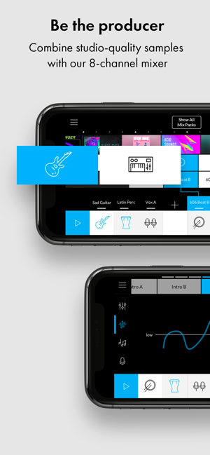 ‎Music Maker JAM Screenshot