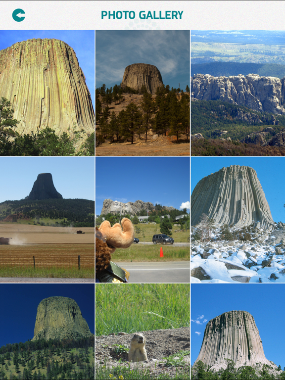 Devils Tower National Monument screenshot 9