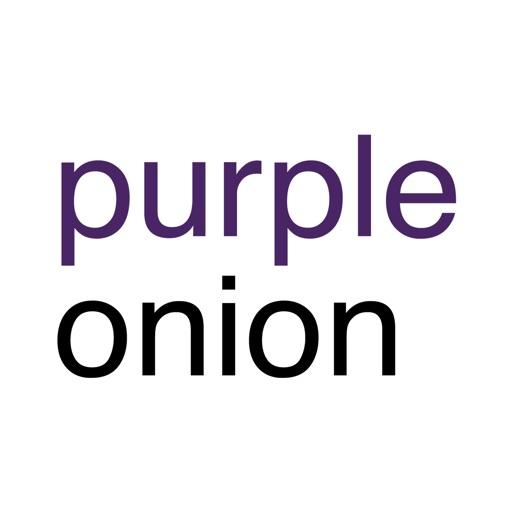 Purple Onion Cafe icon