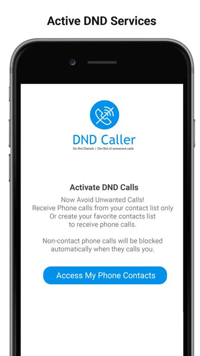 DND Caller screenshot 2