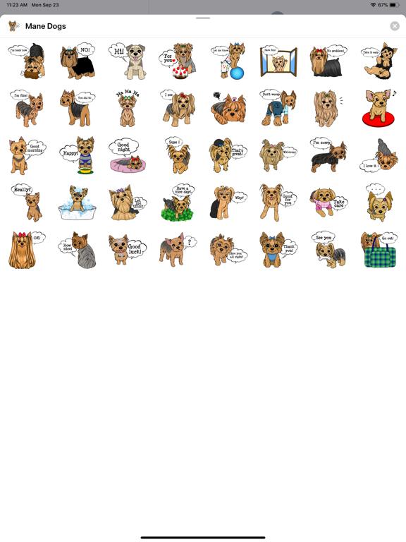 Mane Dogs screenshot 4