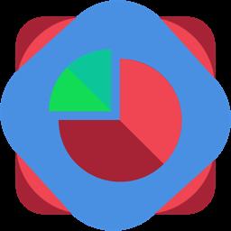 Ícone do app Infographic Set for Template