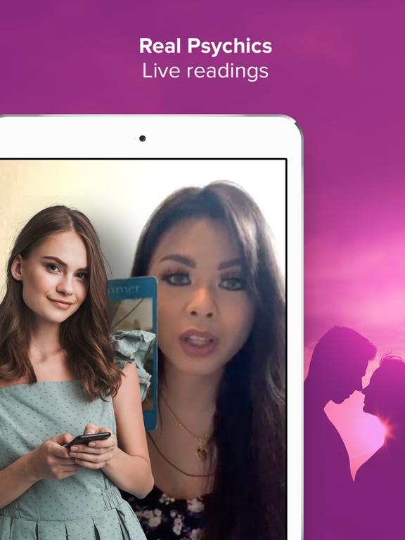 Purple Garden Psychic Readings screenshot