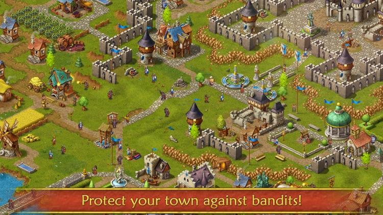 Townsmen Premium screenshot-5