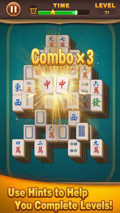 Mahjong Link - Connect Mergeのおすすめ画像2