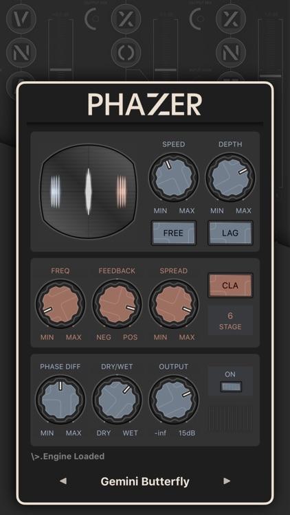 FAC Phazer screenshot-3