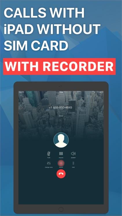 Callbacker: Calling App & SMS screenshot-9