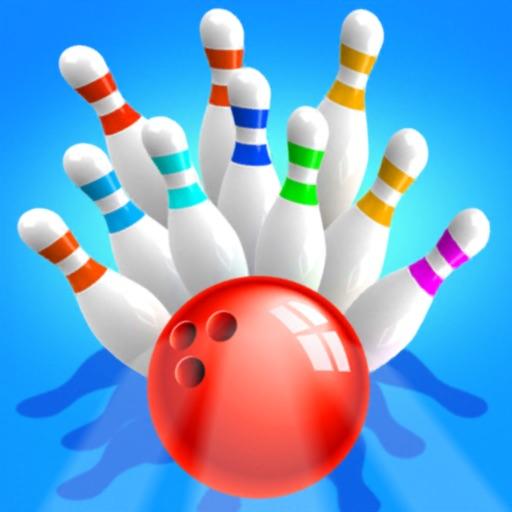 Bowling Hit 3D strike
