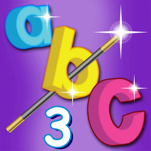 ABC MAGIC PHONICS 3