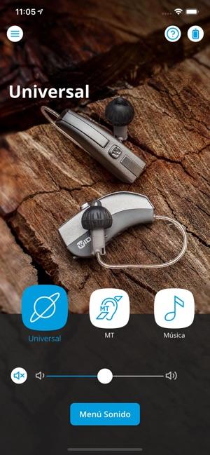 aa19dc2ce WIDEX EVOKE en App Store