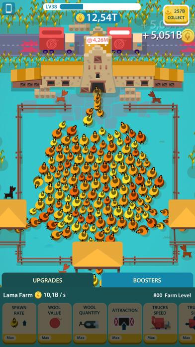 Wool Factory Idle screenshot three