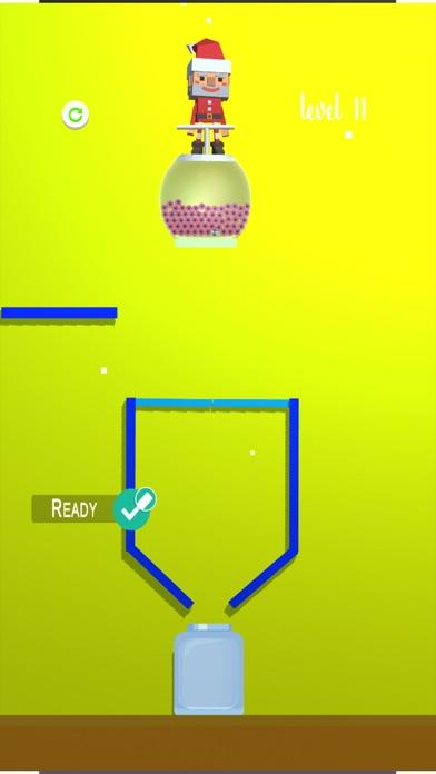 sand balls fill color 3D screenshot 5