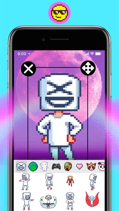 WOW pixel ピクセル - ライブ壁紙のおすすめ画像3