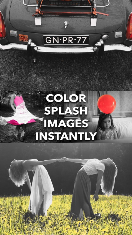 Depello - color splash photos
