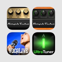 Total Singer/Songwriter Bundle for iPhone
