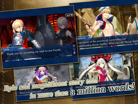 Fate/Grand Order (English) - Revenue & Download estimates - Apple