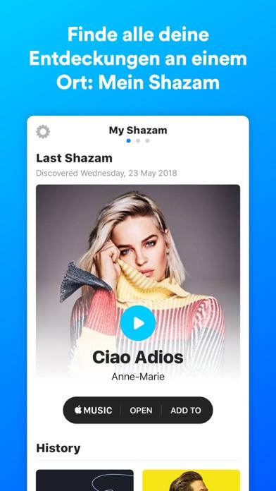 Herunterladen Shazam für Android