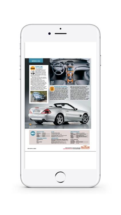 Modern Classics car magazine screenshot-4