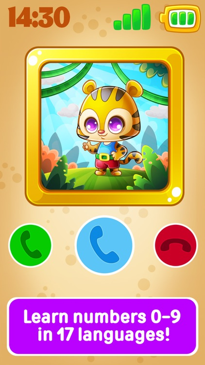 Phone Animal Sounds Games 123 screenshot-4